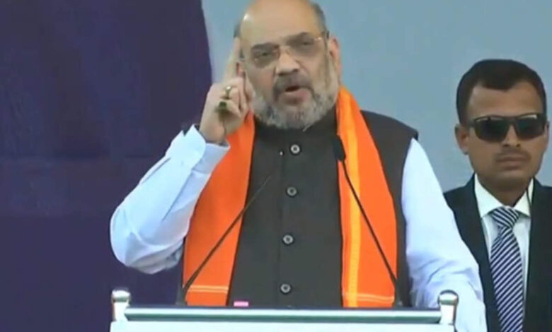 Photo of Protest as much as you want , CAA will not be taken back says Home Minister Amit Shah