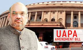 Photo of The Unlawful Activities (Prevention) Amendment Bill, 2019