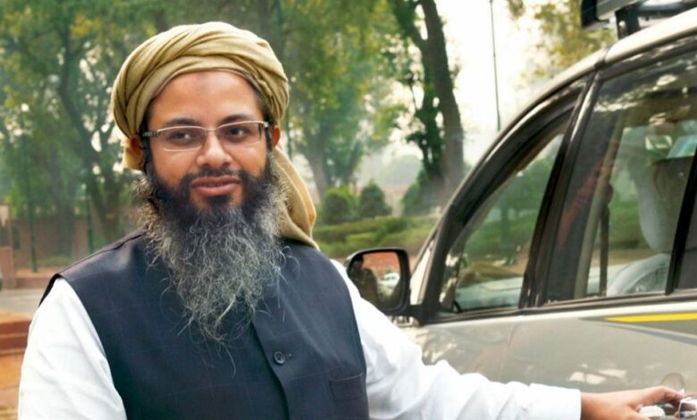 Photo of Maulana Madani comments on Nizamuddin Tablighi Jamaat and Corona Virus