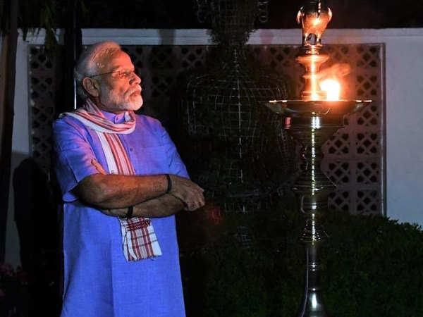 Photo of Modi to visit Ayodhya for 'bhoomi pujan' of Ram Mandir on 5th August – same day last year Article 370 was abrogated