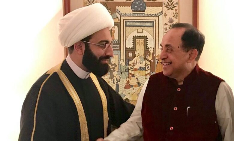 Photo of 'Imam of Peace' or 'Fake Sheikh': Who is Tawhidi and his views stirring controversy in India