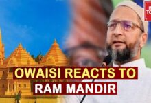 Photo of Owaisi says 5th August day of victory for Hindutva and defeat of secularism