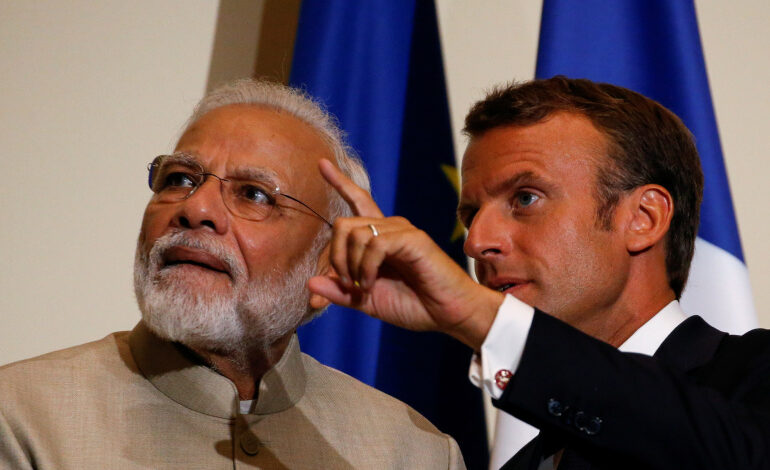 Photo of #IStandWithFrance trends in India amid outrage in Muslim world