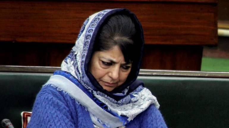 Photo of 'Will take back what Delhi snatched,' says Mehbooba Mufti in audio message after release