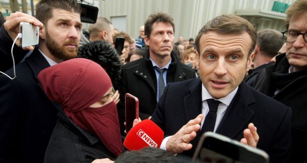 Photo of France takes lead for Islamic Separatism spreading it globally – Big impact can come on India