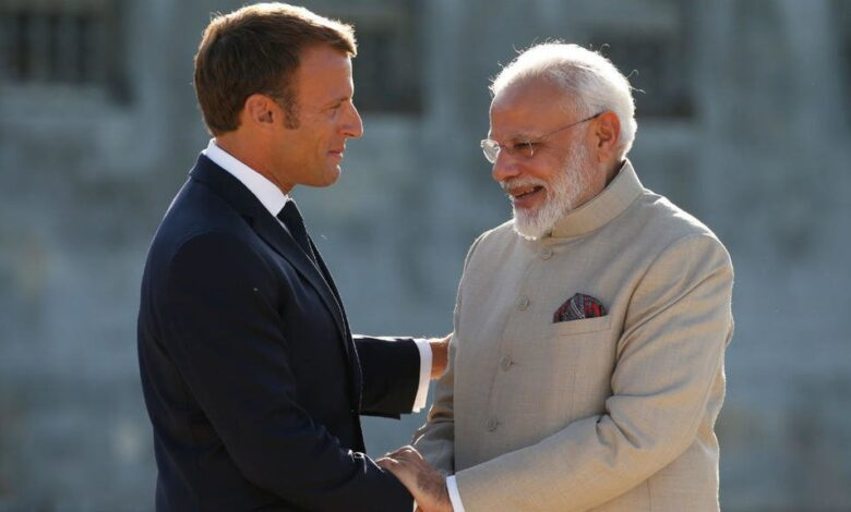 Photo of Narendra Modi Condemns Attacks in France, Supports Fight Against Terror