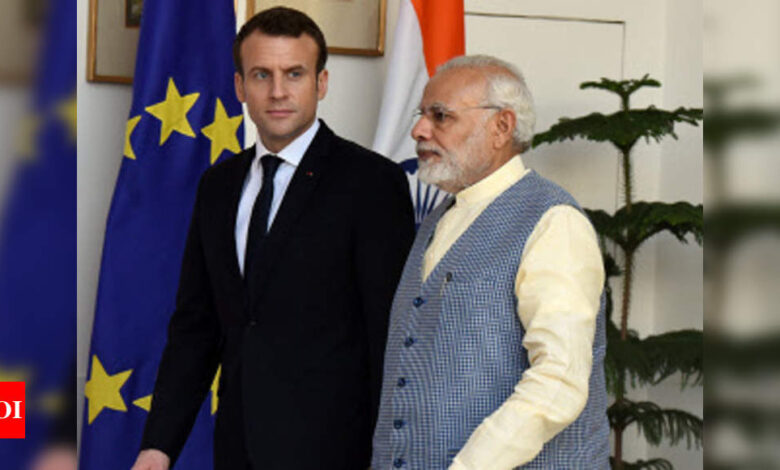 Photo of France backed India on Kashmir, didn't allow China to play procedural games at UNSC: Macron advisor
