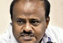 Photo of Houses of those not donating for Ram Mandir being marked, claims H.D. Kumaraswamy