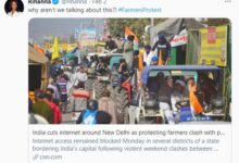 Photo of 1 tweet from Rihanna on farmer protests gets India incensed