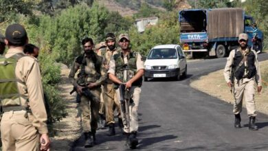 Photo of Counter-insurgency a priority over human security in J&K: Report