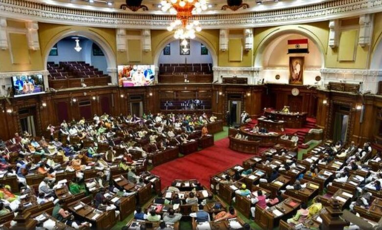 Photo of Uttar Pradesh Assembly passes Bill on religious conversion amid din