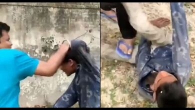 Photo of Man assaults minor Muslim boy for drinking water at temple in UP's Ghaziabad, arrested