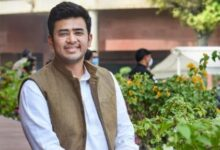 Photo of MP Tejasvi Surya's remarks on Muslim Covid warriors trigger furore